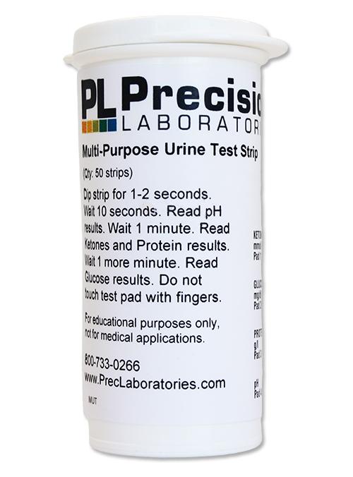 Urine Analysis Test Strip