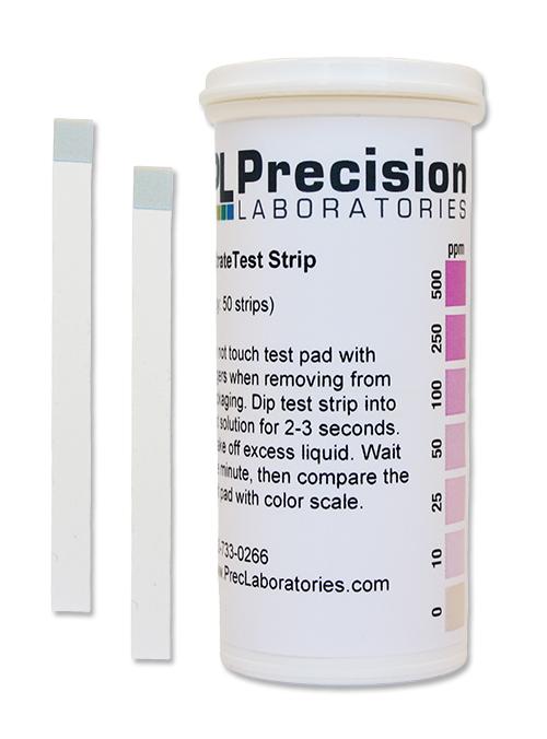 Nitrate Test Strip
