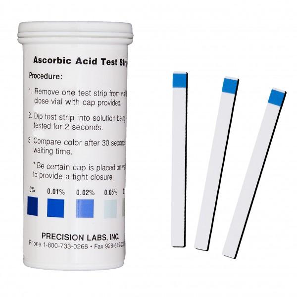 Ascorbic Acid Test Strip