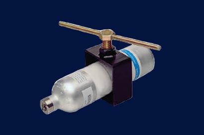 Gas Calibration Cylinder Recycler