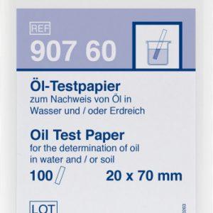 Qualitative Oil Test Paper
